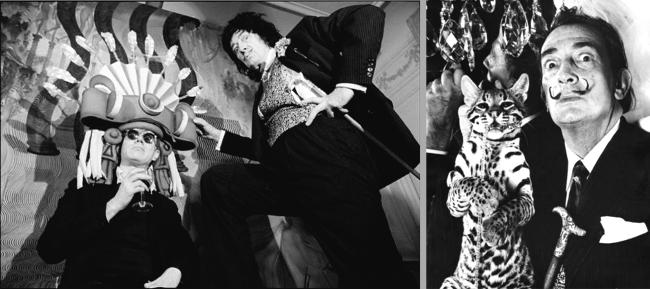 Dali Warhol & Babou