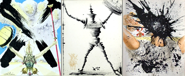 Dali Don Quixote